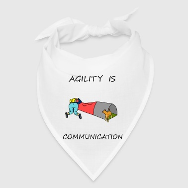 Agility Is - Communication - Bandana