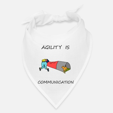 Communism Agility Is - Communication - Bandana