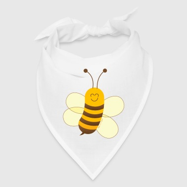 Smiling Little Bee - Bandana