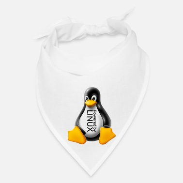 Power Powered by Linux - Bandana