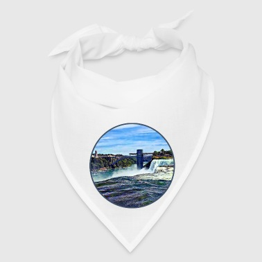 Niagara Falls NY: Prospect Point Observation Tower - Bandana