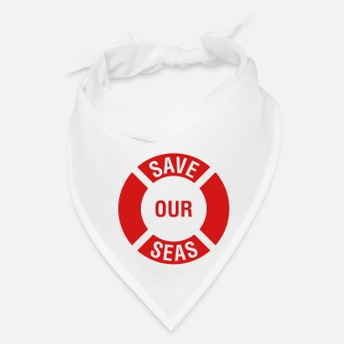 Sea Save Our Seas 2 - Bandana