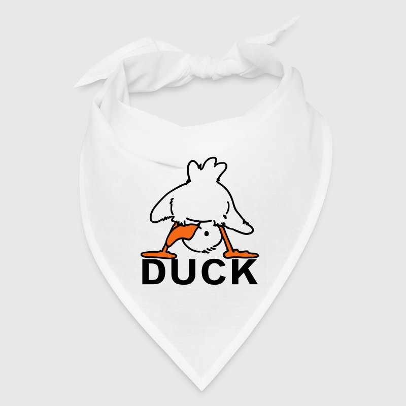Ducking Duck (3 colors) - Bandana