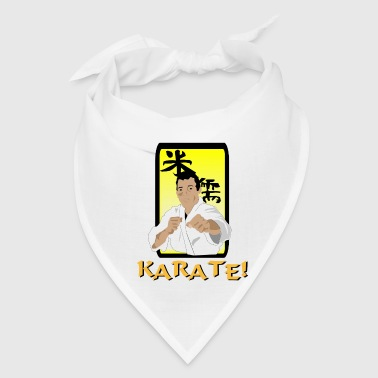 Martial Arts Karate - Bandana