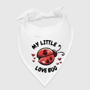 Valentine's Day My Little Love Bug - Bandana