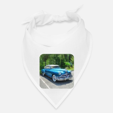 Surprise Blue 1951 Pontiac - Bandana