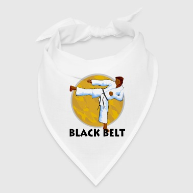 Martial Arts Black Belt - Bandana