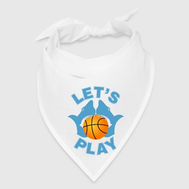 Let's play basketball - Bandana