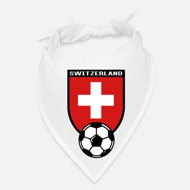 Switzerland European Football Championship 2016 Switzerland - Bandana