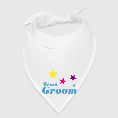 Team groom - Bandana