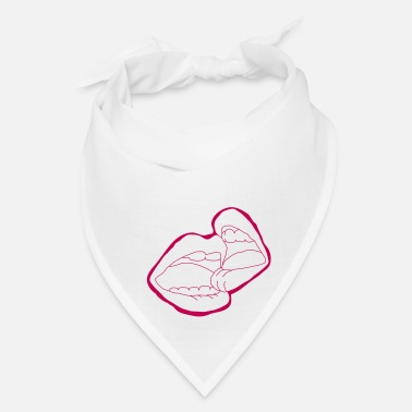 Mouth mouth kiss kb2 - Bandana