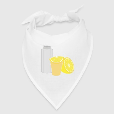 Salt, lemon and tequila - Bandana