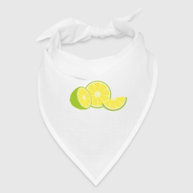 half of a lime - Bandana