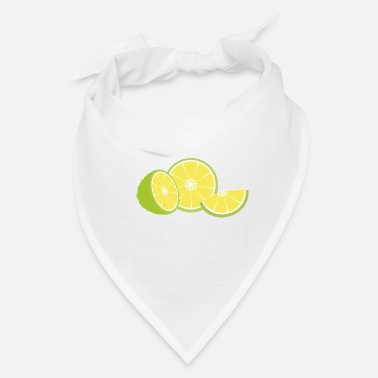 Sour half of a lime - Bandana