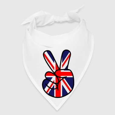 Peace Sign (Union Jack) - Bandana