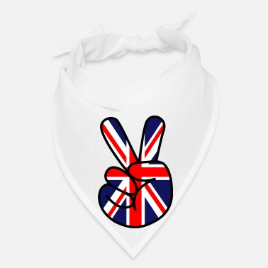 Union Jack Peace Sign (Union Jack) - Bandana