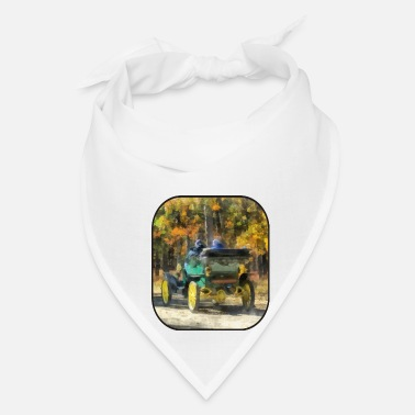 Automobile Stanley Steamer Automobile - Bandana