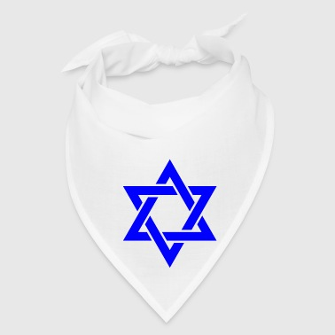 Star of David symbol - Bandana