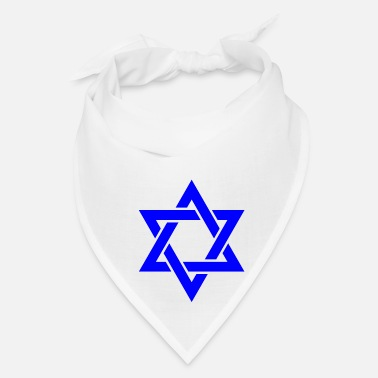 Israel Star of David symbol - Bandana
