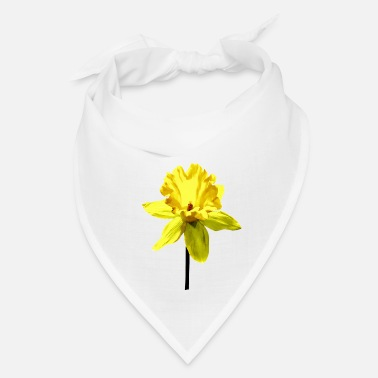 Up Daffodil Looking Up - Bandana