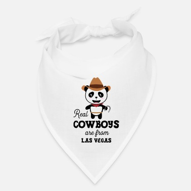 Neon Real Cowboys are from Las Vegas - Bandana