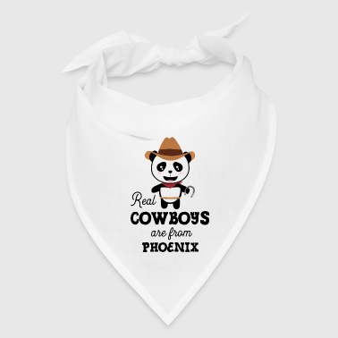 Real Cowboys are from Phoenix Skhk07 - Bandana