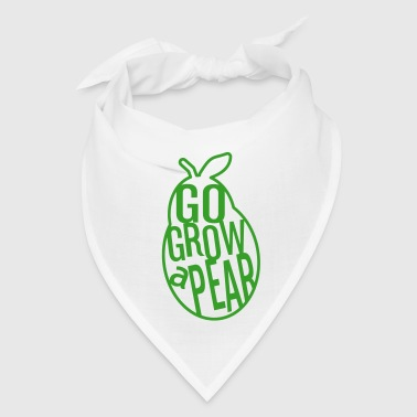 Go Grow a Pear - Bandana