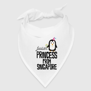 foolish Princess from Singapore - Bandana