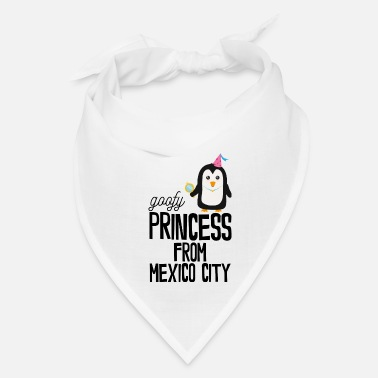 goofy Princess from Mexico City - Bandana