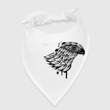 head of a falcon - Bandana
