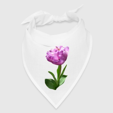Fancy Pink Tulip - Bandana