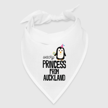 wacky Princess from Auckland - Bandana