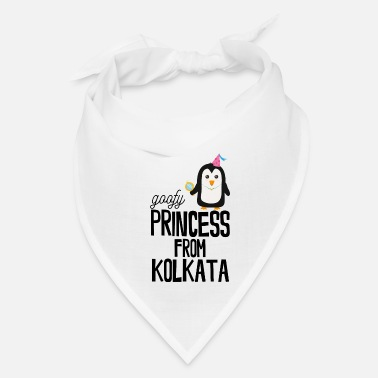 Kolkata goofy Princess from Kolkata - Bandana