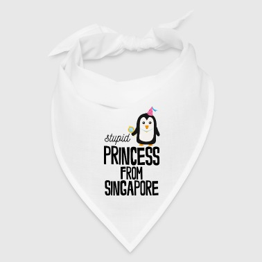 stupid Princess from Singapore - Bandana
