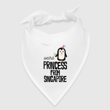 weird Princess from Singapore - Bandana