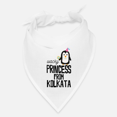 Kolkata wacky Princess from Kolkata - Bandana