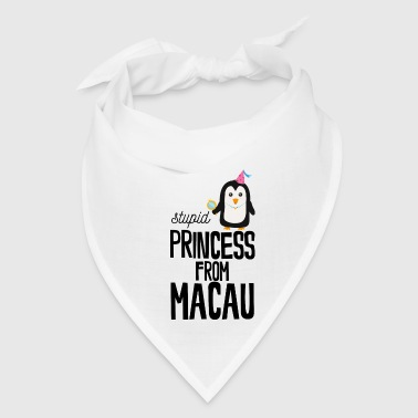 stupid Princess from Macau - Bandana