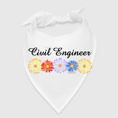 Civil Engineer Asters - Bandana