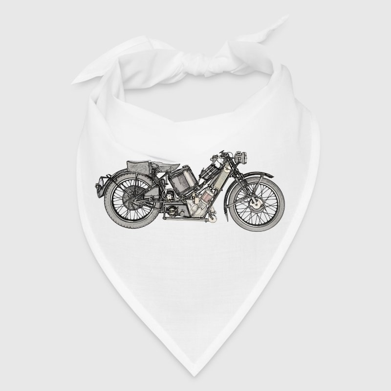 Scott Super Squirrel 1926 - Bandana