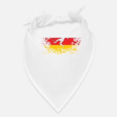 European Champion german flag soccer player european champion - Bandana