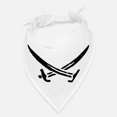 Sword sword - swords - pirate - Bandana