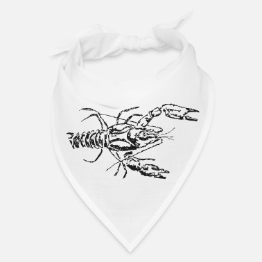 World Trade Centre lobster - Bandana
