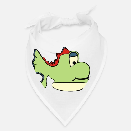 Movie Caps - Yoshi Fish - Bandana white
