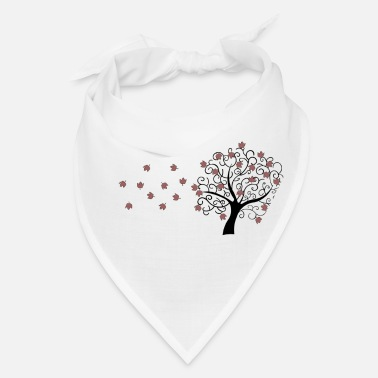 Nort America Autumn Tree Maple - Bandana