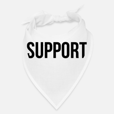 Support Support - Bandana