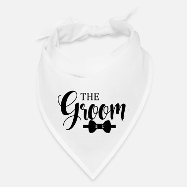 Groom The Groom - Bandana