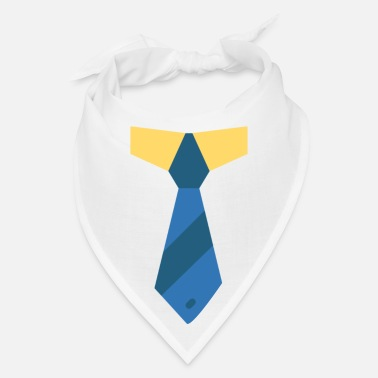 Necktie necktie illustration - Bandana
