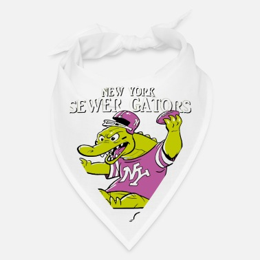 Sewer New York Sewer Gators - Bandana