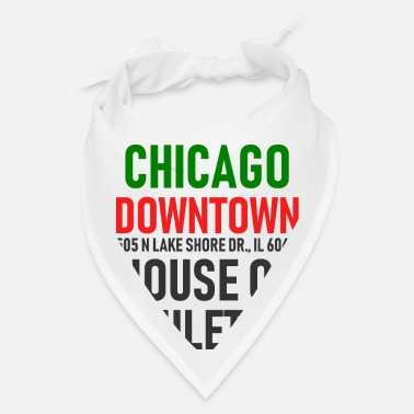 Downtown Chicago - Downtown - House of Athletics - Bandana