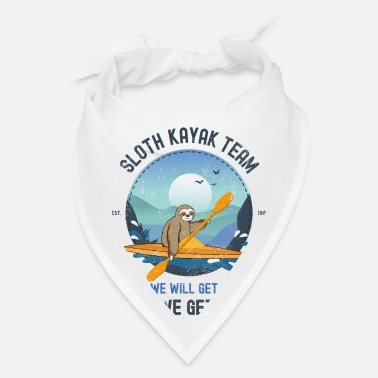 Marathon Sloth Kayaking, Sloth Kayak Team - Bandana